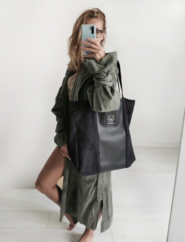 duża torba ekozamsz