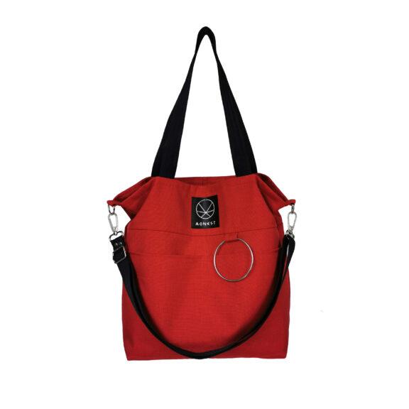 torba cordura czerwona